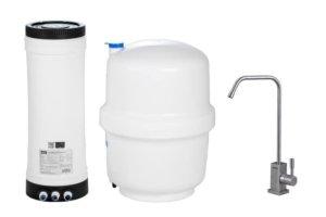 Montagevejledning, Aqua Peak - Vandfilter -5 litter vandbeholder - 1in1 vandhane