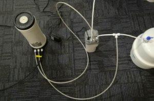 Monteringsvejledning af omvendt osmoseanlæg med pumpe