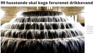Vandværk fyldt med pesticider